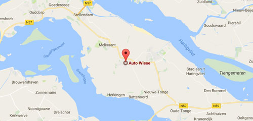 Auto Wisse - Route
